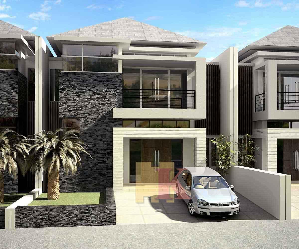 desain rumah: Koleksi Gambar Rumah Minimalis Bag 4
