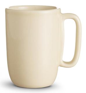coffee mug, off-white
