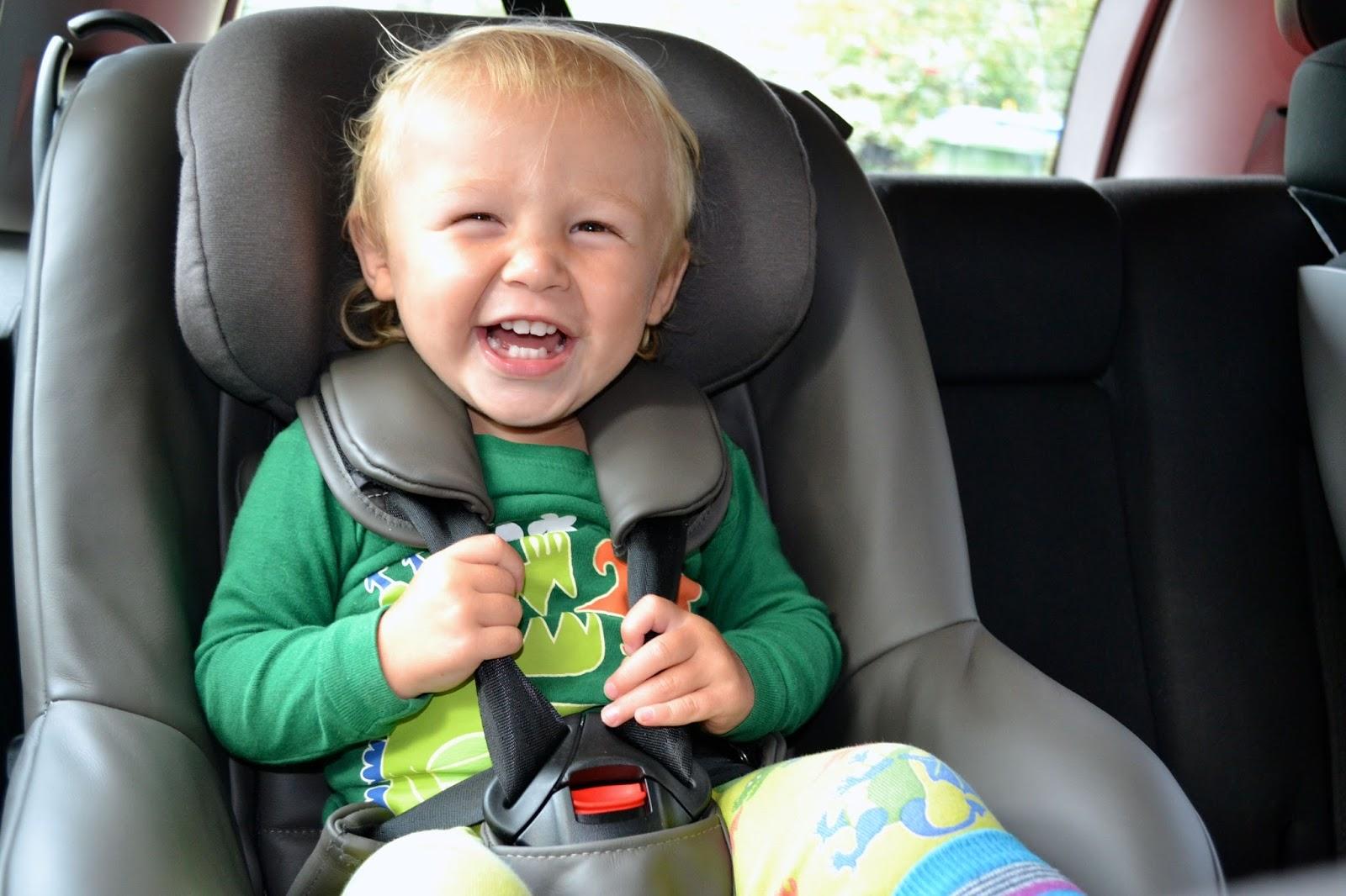 Maxi Cosi Pearl Car Seat Brown Leather