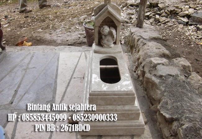 jenis makam marmer tulungagung makam bayi kristiani