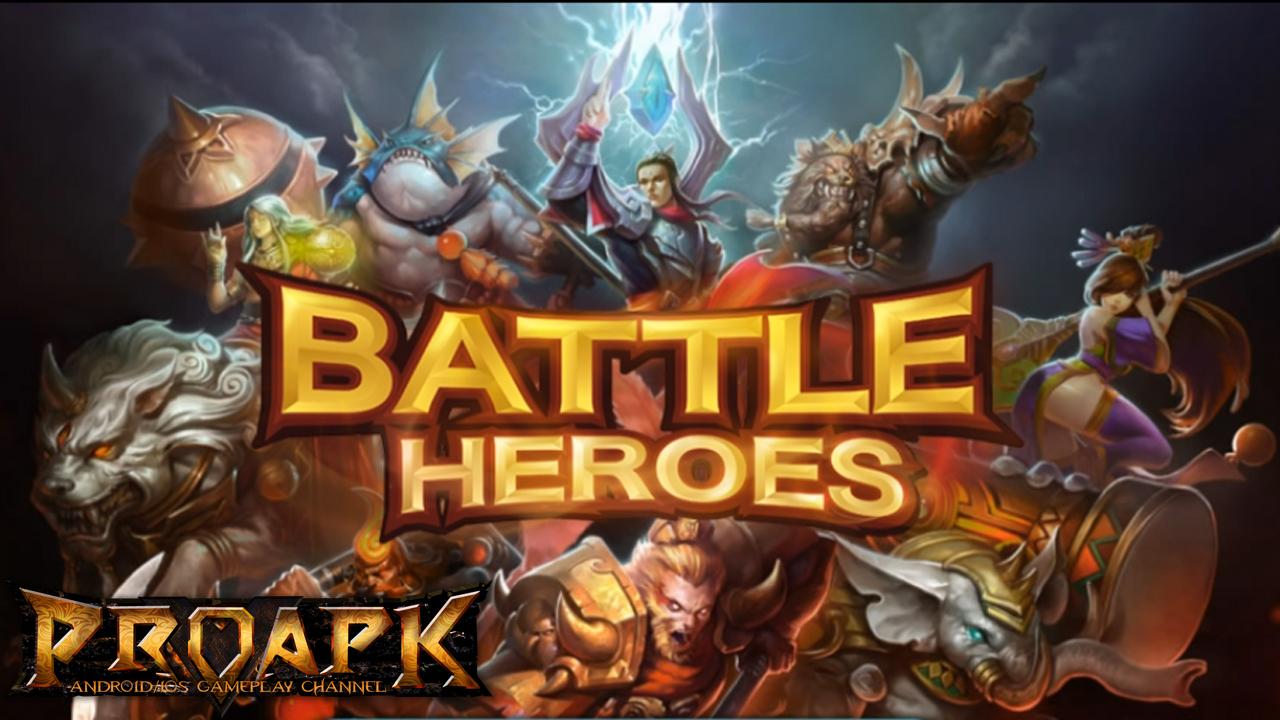 LINE Battle Heroes