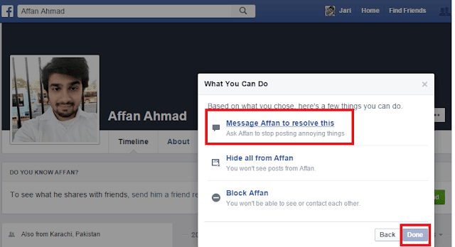 Facebook-Annoying