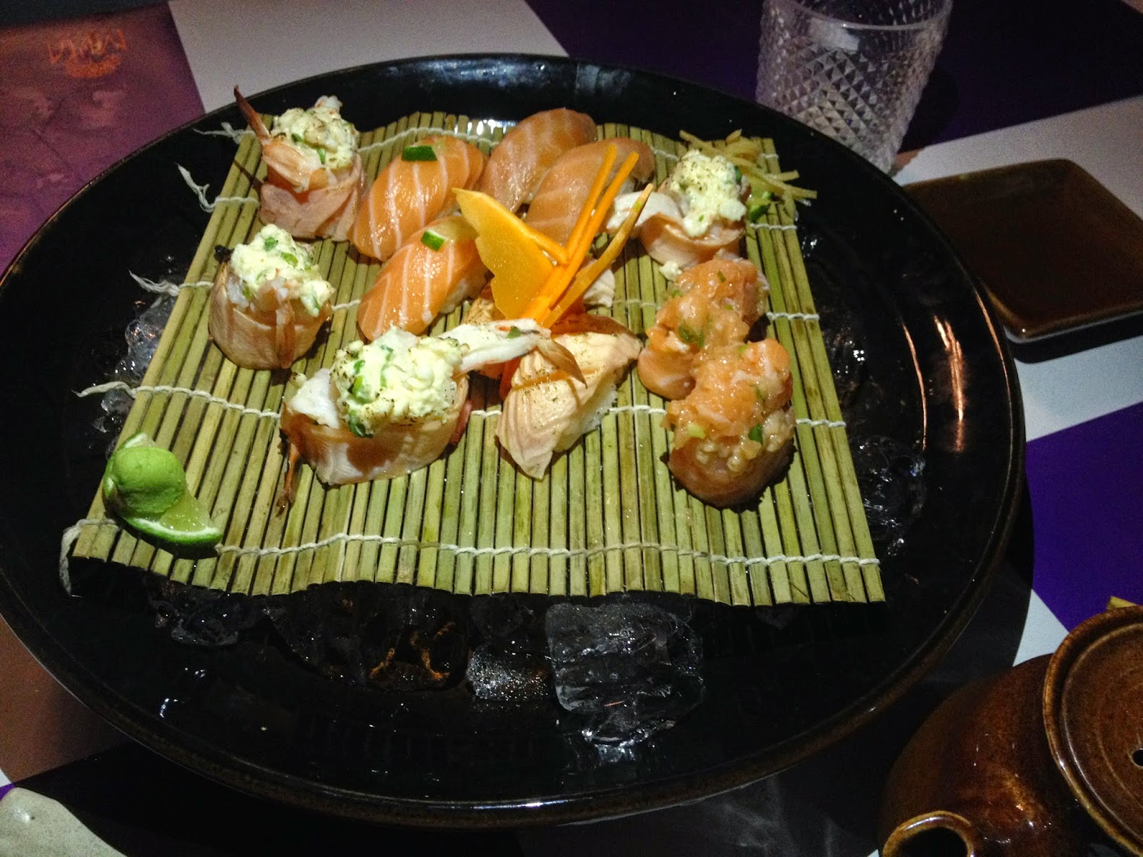 sushi casa forte