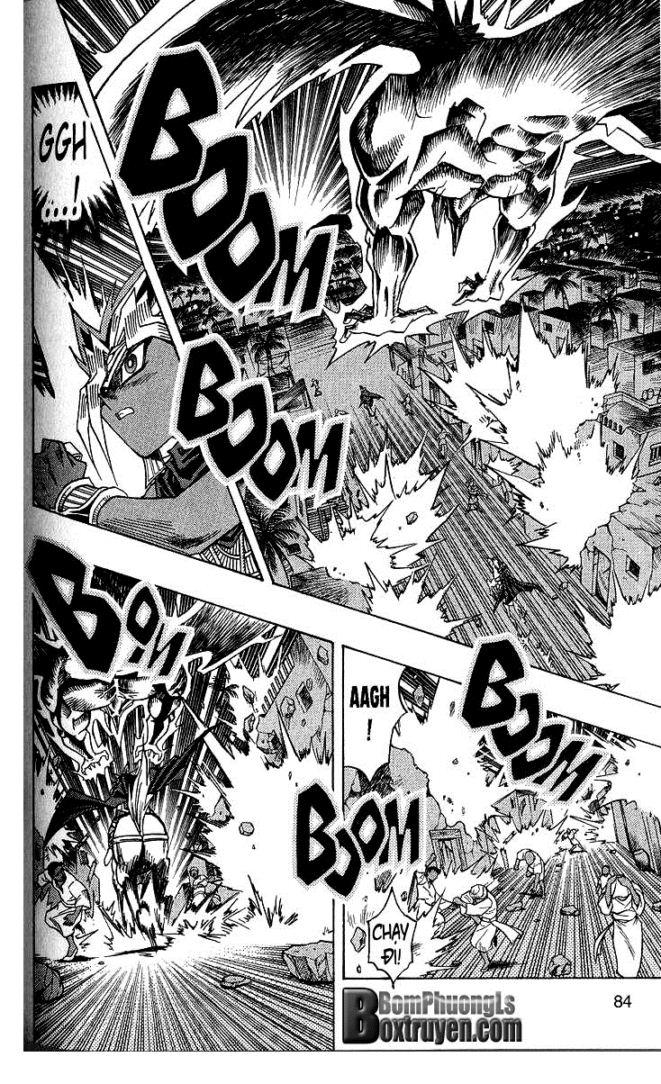 YuGi Oh – Vua Trò Chơi chap 301 Trang 4