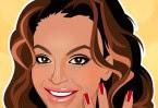 imagem Beyoncé Celeb's Nails