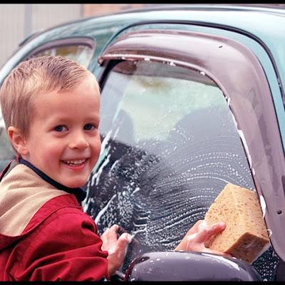menghilangkan jamur kaca mobil