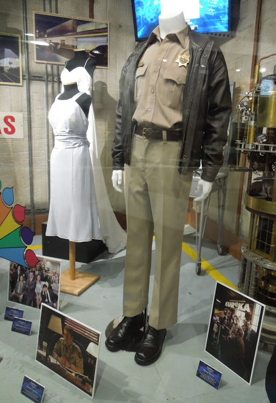 Eureka Sheriff Jack Carter uniform