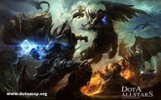DotA 6.77c w3x Download Map