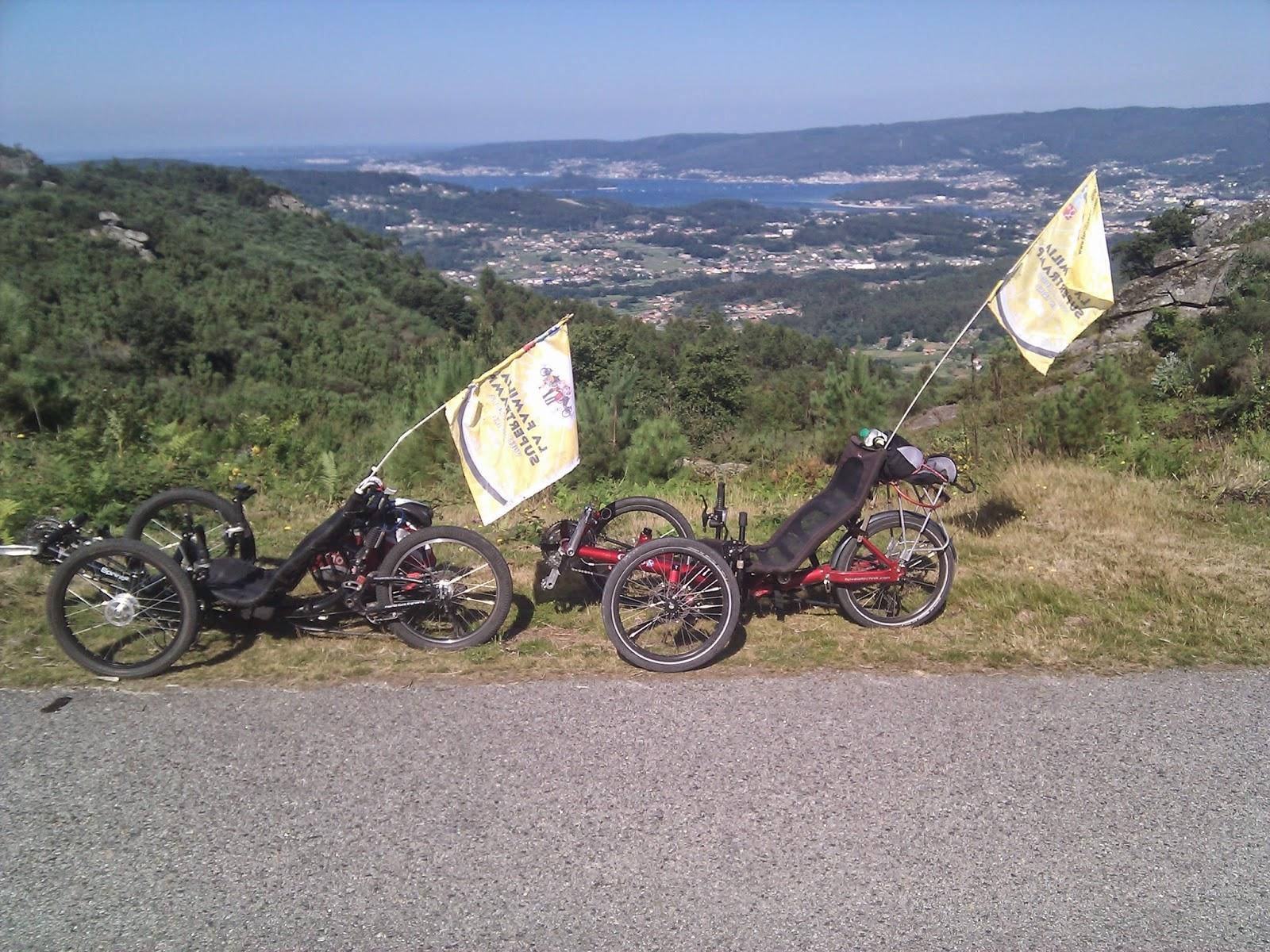 Trikes Familia Supertramp