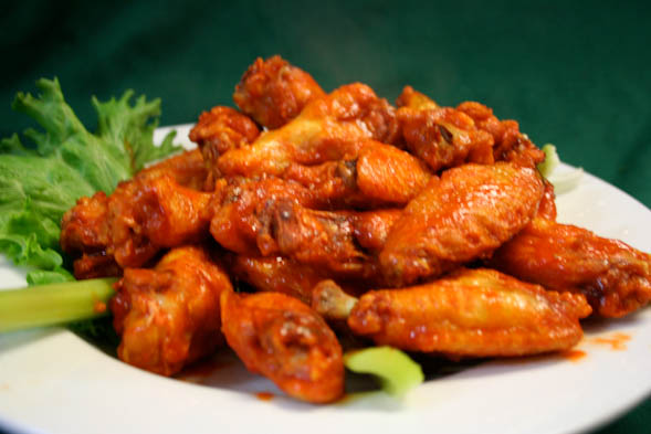 Restaurant-Style Buffalo Chicken Wings | all about food and recipes