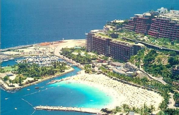 Gran canaria vacanze playa del ingles las palmas da - Fotografia las palmas ...