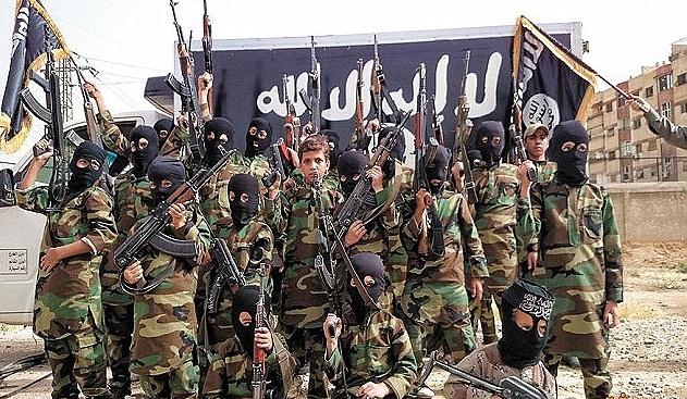 Como ISIS está usando crianças para promover a sua causa
