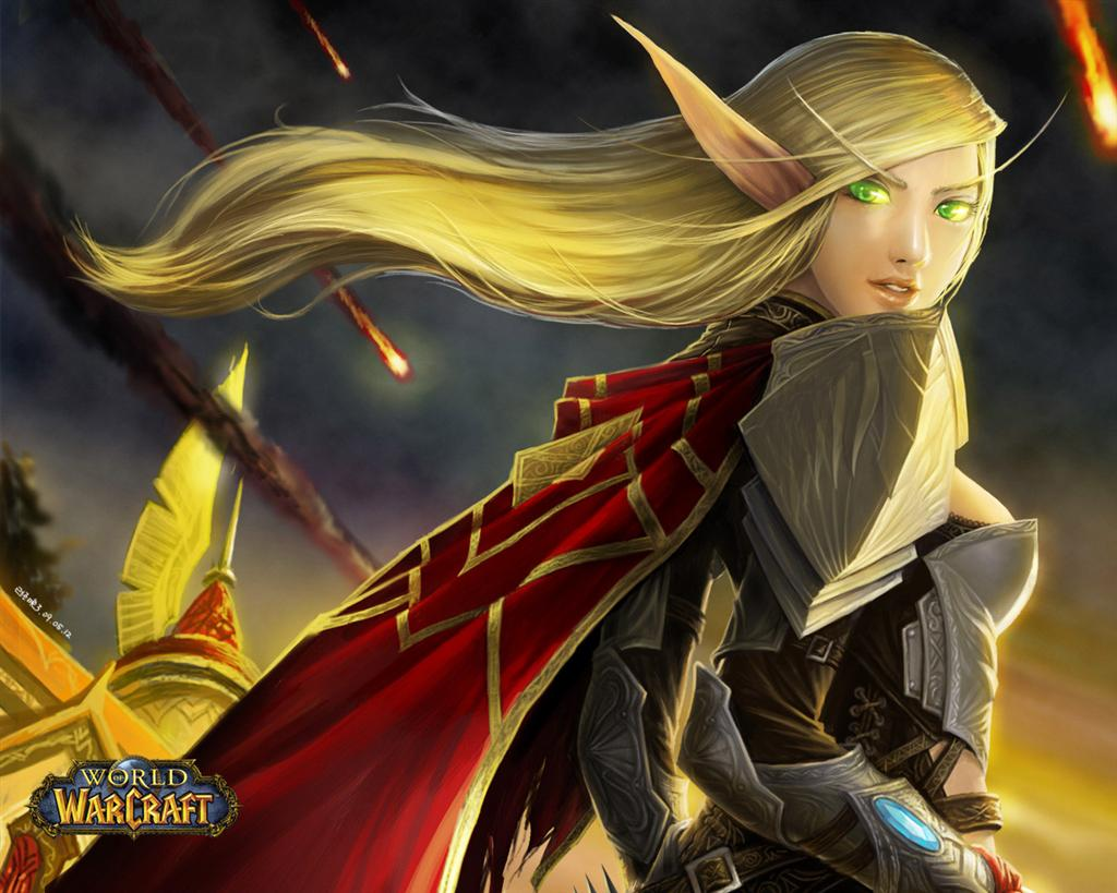 World of Warcraft HD & Widescreen Wallpaper 0.132953958428893