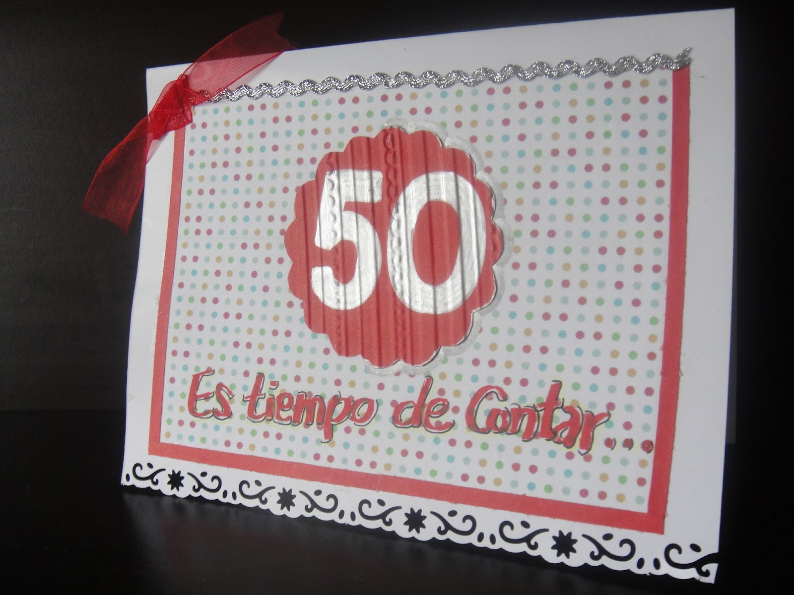 Tarjetas de cumplea os 50 a os hombre imagui - Cumpleanos 50 anos hombre ...