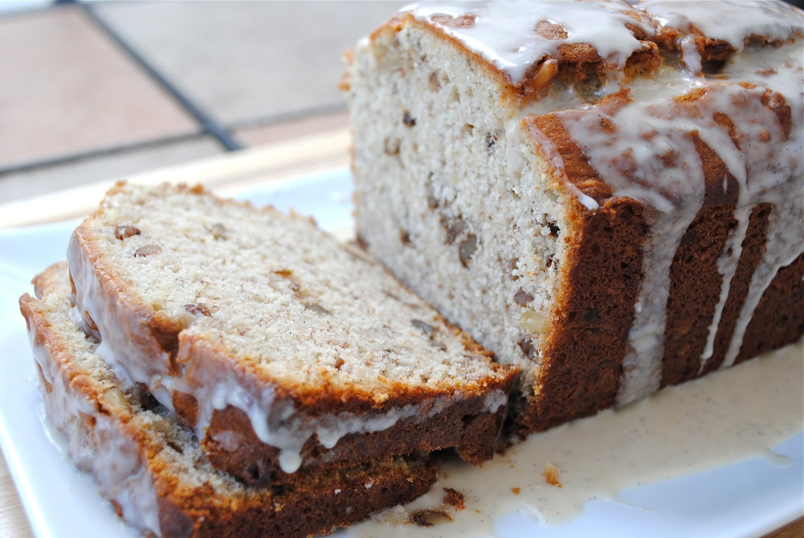 This blog has moved to www.tartletsweets.com: Bourbon Banana Nut Bread