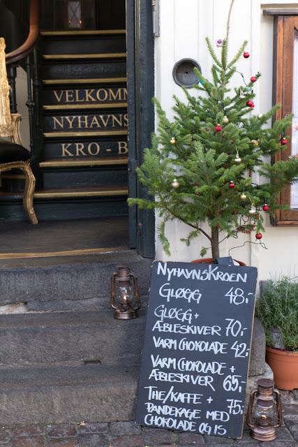 Amalie loves Denmark Nyhavn Kopenhagen zur Weihnachtszeit