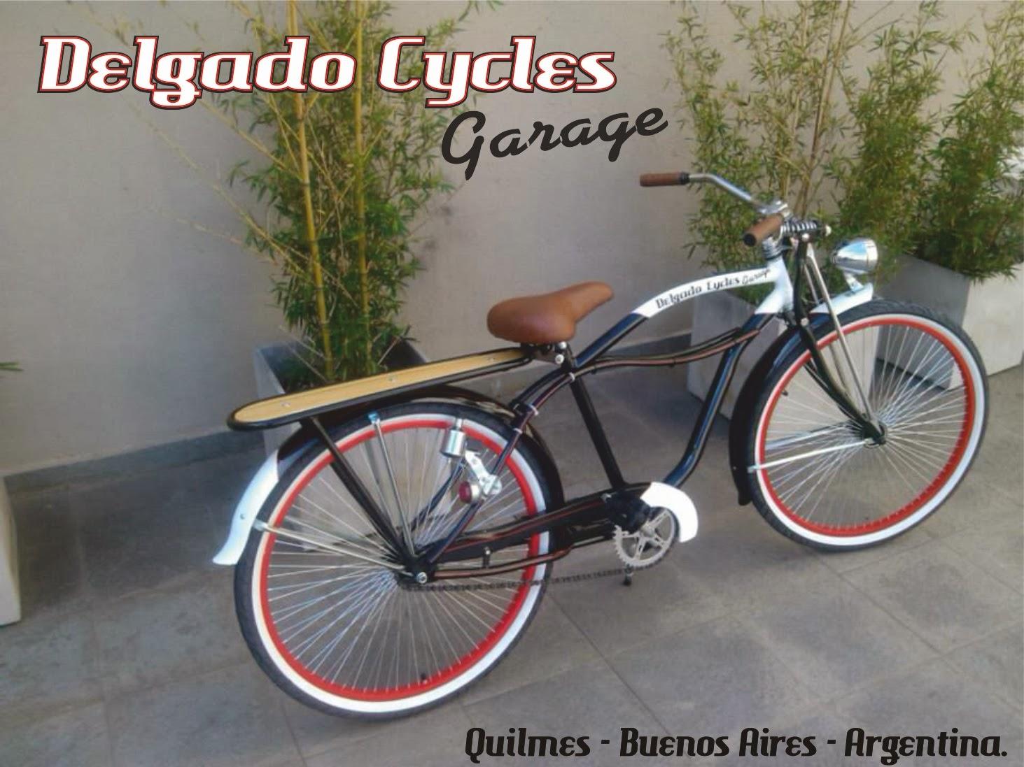 Bicicleta Cruiser Surf Style.