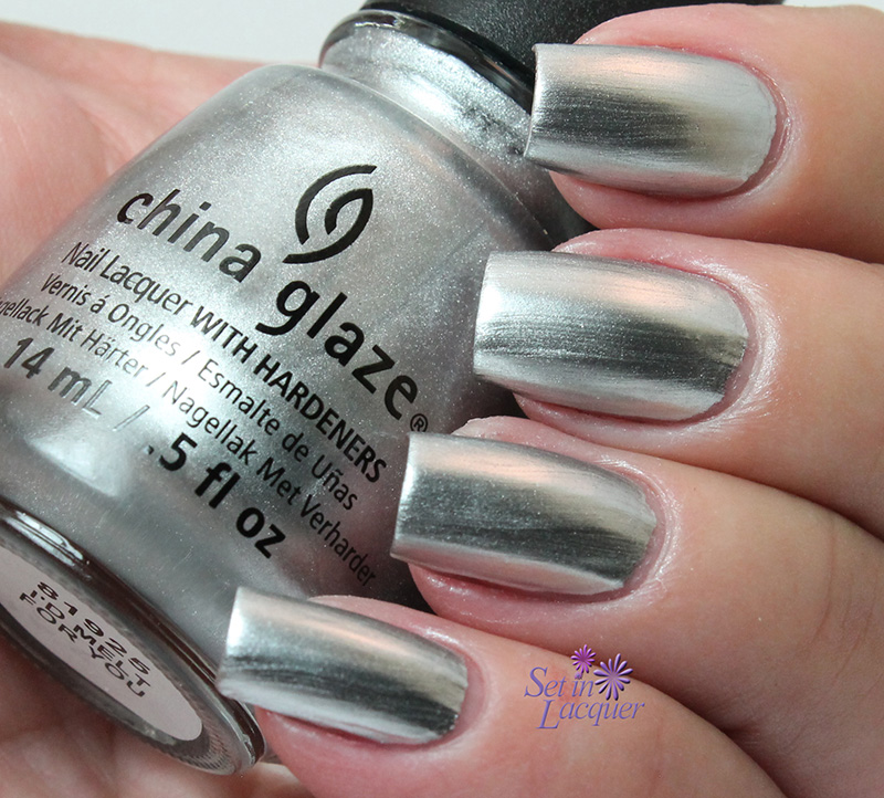 China Glaze - I'd Melt For You