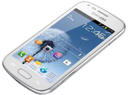 Samsung Galaxy Trend S7560, Características, Opiniones y Precio