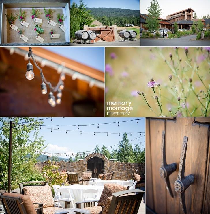 Swiftwater Cellars Wedding Rosyln WA