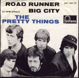 THE PRETTY THINGS - (1965) Road runner (single)