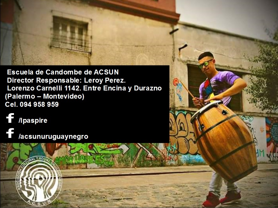 Escuela de Candombe de ACSUN