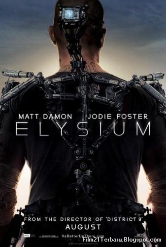Elysium 2013 Bioskop