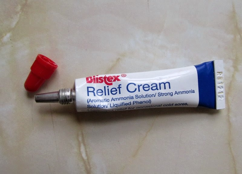 blistex relief cream top 3 lip balms