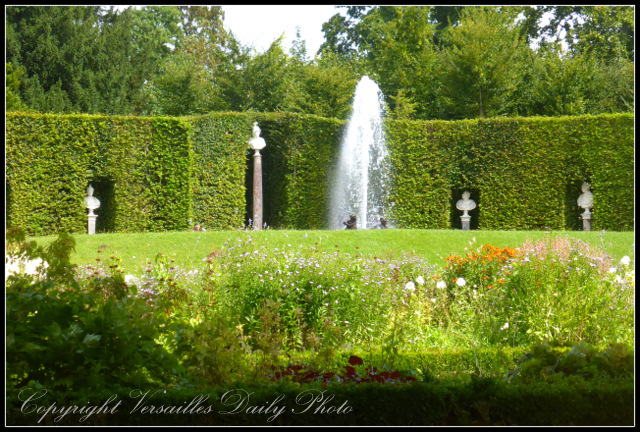 Fountains Grand Trianon Versailles
