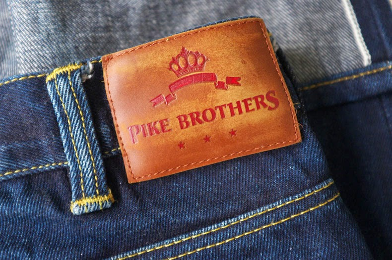 Pike Brothers 19oz 1948 Roamers