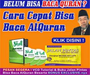 Cara Cepat Belajar Al-Qur'an