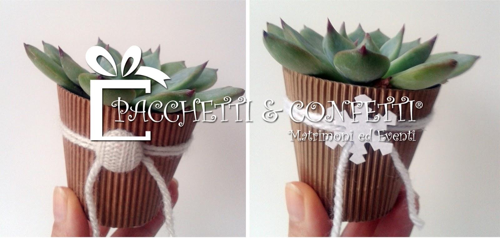 Célèbre Pacchetti e Confetti: House Box con piante e bulbi WQ43