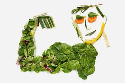 musculo vegetales proteina vegano