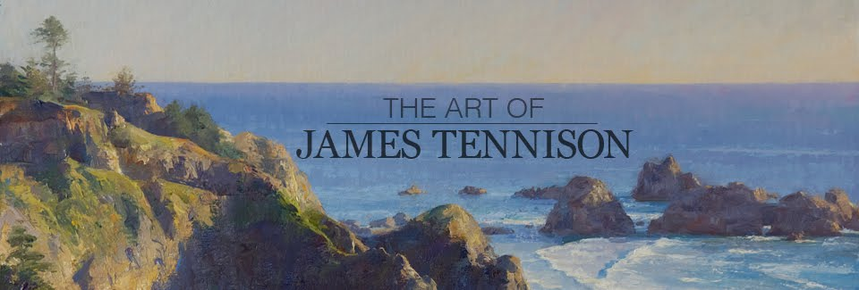 THE ART OF JAMES TENNISON