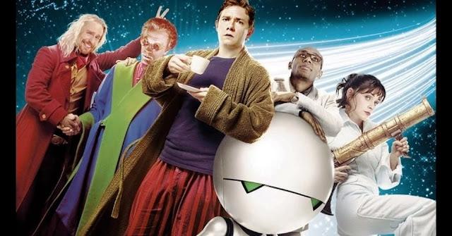 O Guia do Mochileiro das Galáxias (2005)