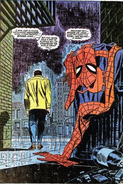 Peter Parker deja de ser Spiderman y se centra en su vida personal y profesional. Teoría Spidermen, los cómics arácnidos tras Secret Wars.