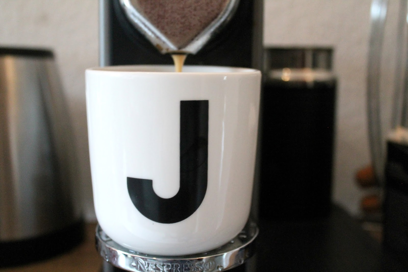 Kaffeetasse Playtype J Nespresso