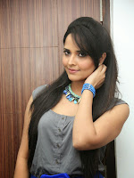 Anasuya photos at Mirchi Lanti Kurrodu audio launch-cover-photo