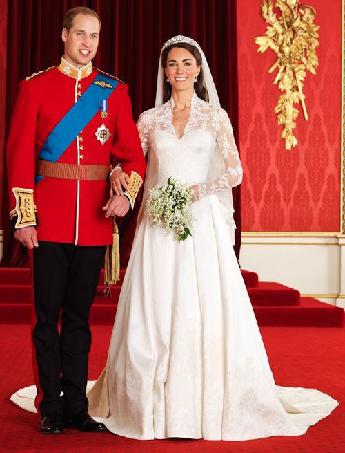 Royal Wedding Anniversary