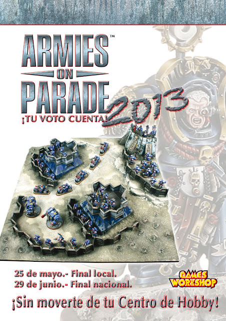 Cartel del Armies on Parade 2013