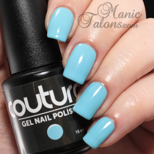 Couture Gel Polish Spring Fling Swatch