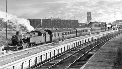 Seacombe Train Station