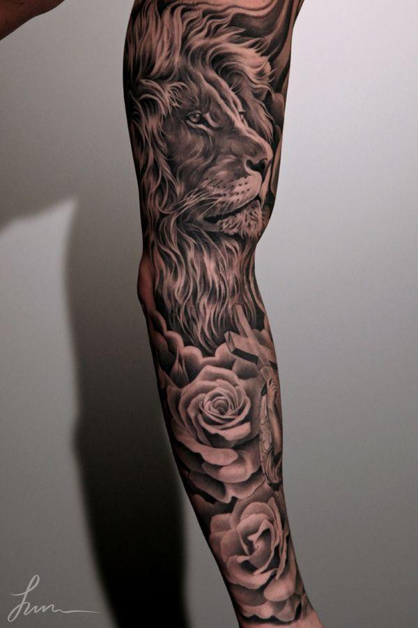 tatuajes cool hombres