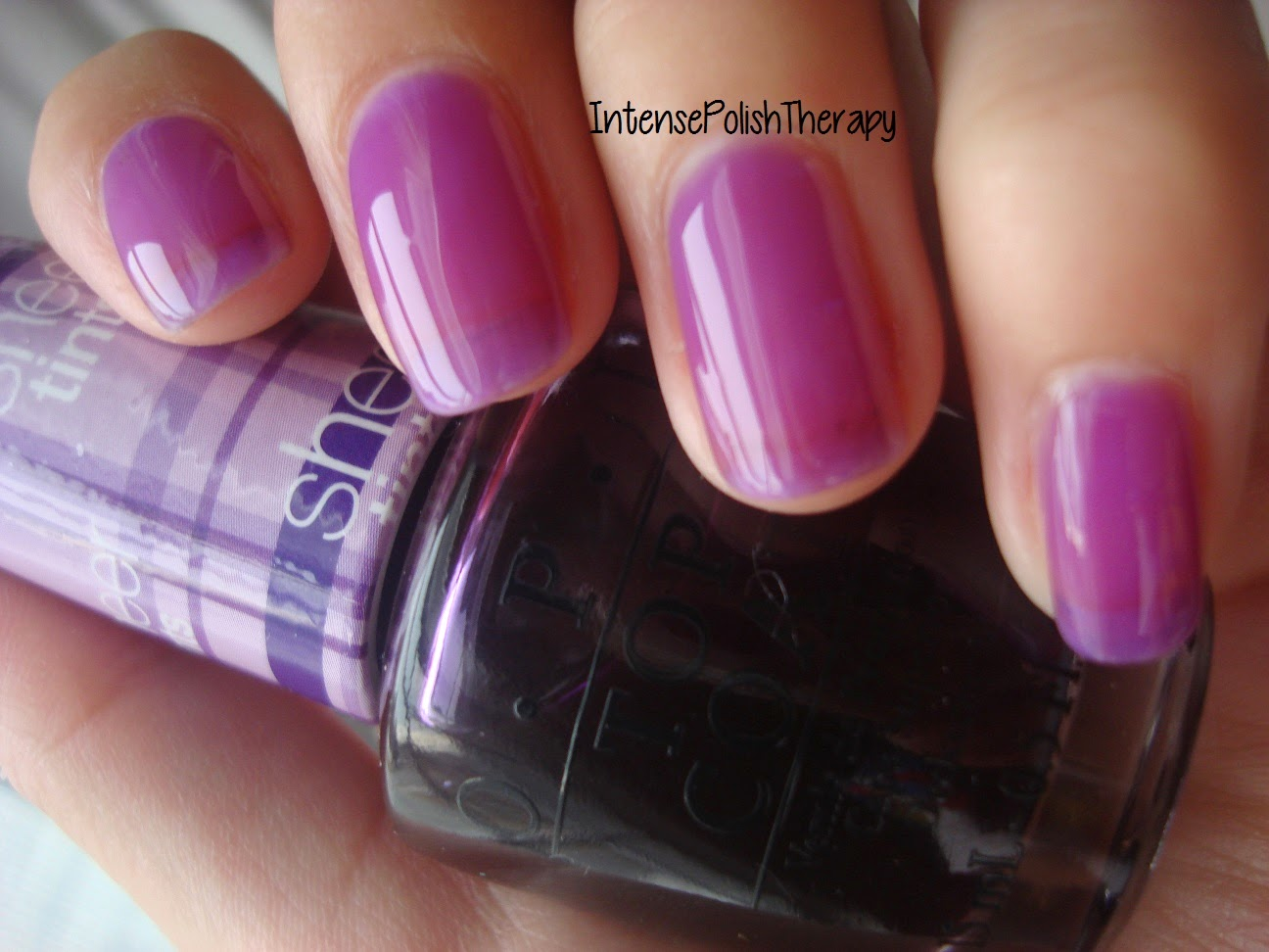 OPI - Don't Violet Me Down