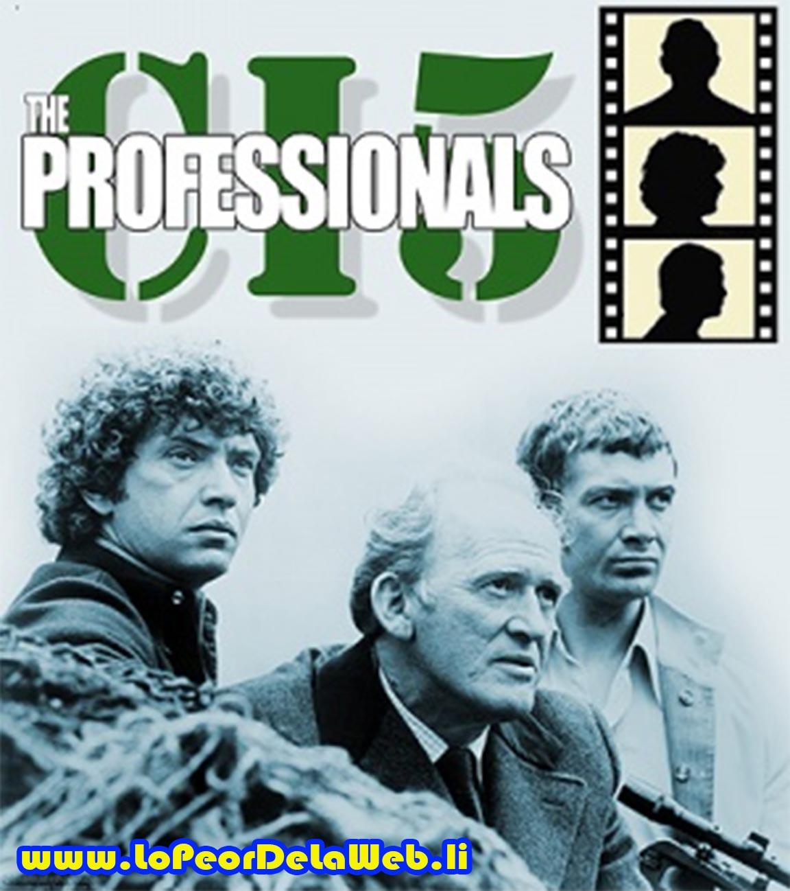 Los Profesionales (CI5) - Temporada 2 Completa