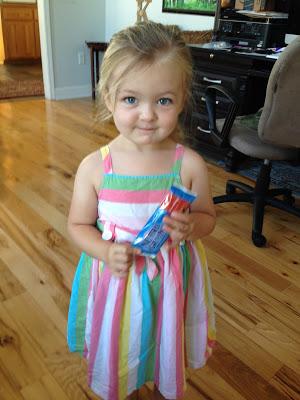 Hannah (3 years)