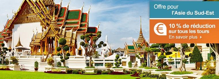 Tops 10 des activités à Bangkok
