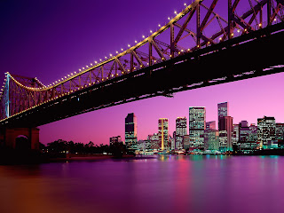 Brisbane, Queensland, Australia River Wallpapers