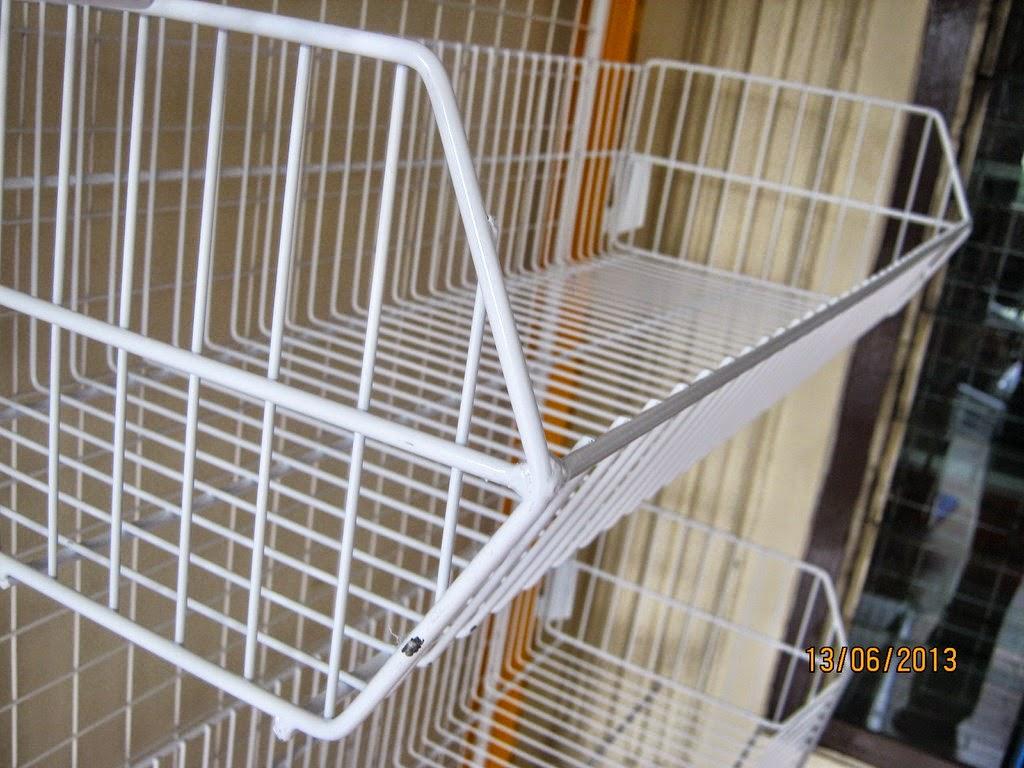 Supermarket Gondola Single, Jual Rak Minimarket / Supermarket Gondola