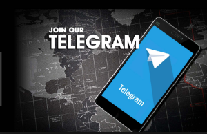 CLICK  IMAGE TO JOIN OUR TELEGRAM CHANNEL